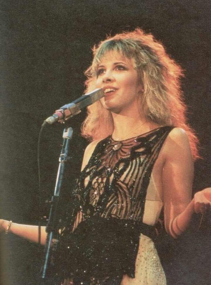 Style Icon Stevie Nicks Teenculture