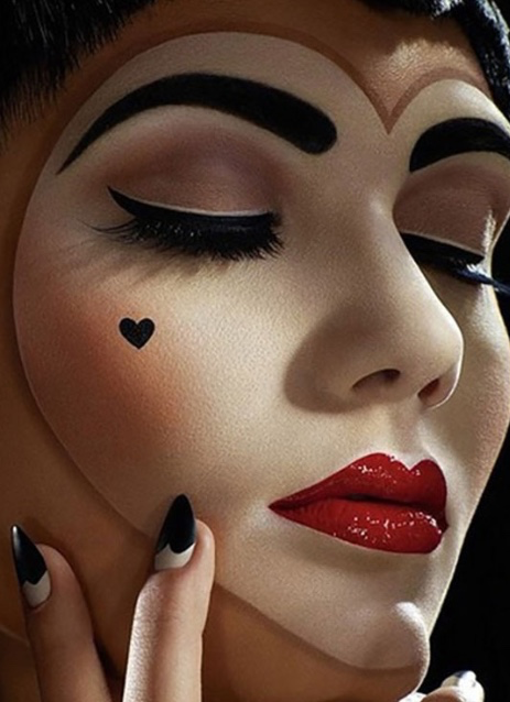Scary Halloween Makeup to Make You Stand Out   TeenCulture