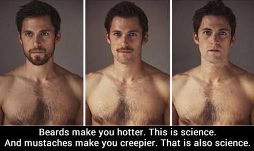 do girls like guys with beards