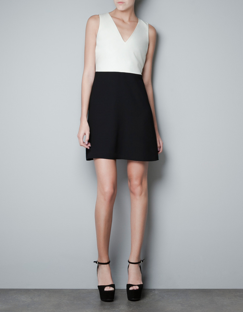 Women-s-High-Fashion-Beautiful-V-Neckline-Sleeveless-Cotton-Dress-2013-New-Autumn-Winter-Day-And