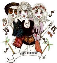 TeenCulturebadge